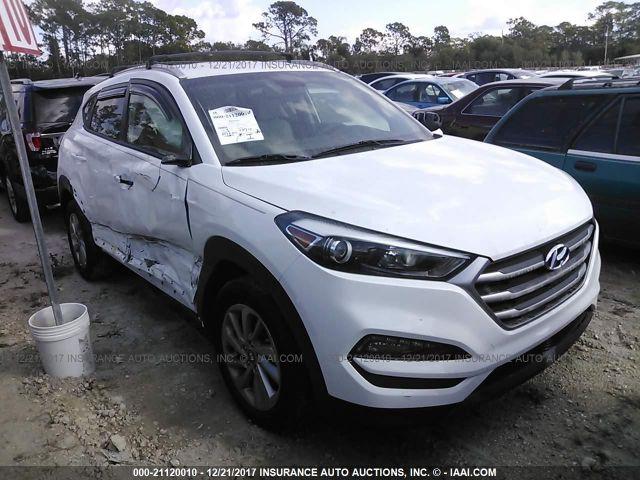 2017 Hyundai Tucson 21120010 Iaa Insurance Auto Auctions