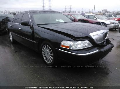 2005 LINCOLN TOWN CAR SIGNATURE LONG WHEELBASE