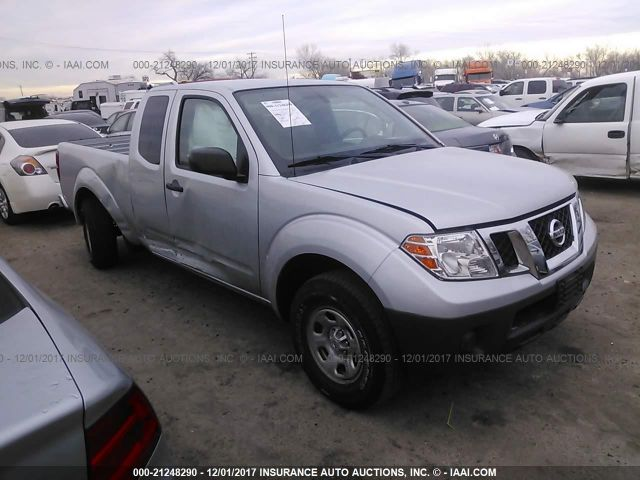 2016 NISSAN FRONTIER, 21248290 | IAA-Insurance Auto Auctions