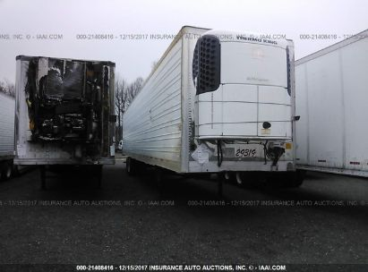 2009 UTILITY TRAILER MFG VAN