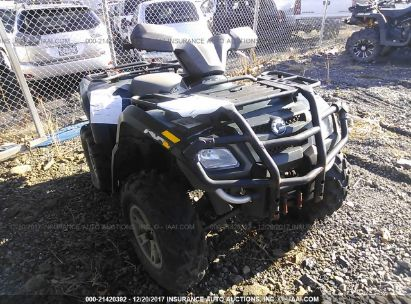 2008 CAN-AM OUTLANDER 400