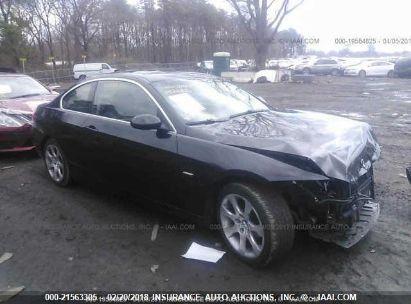 2008 BMW 328 XI SULEV