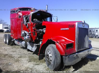 2005 KENWORTH CONSTRUCTION W900