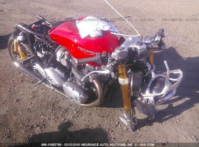 2016 TRIUMPH MOTORCYCLE THRUXTON 1200 R