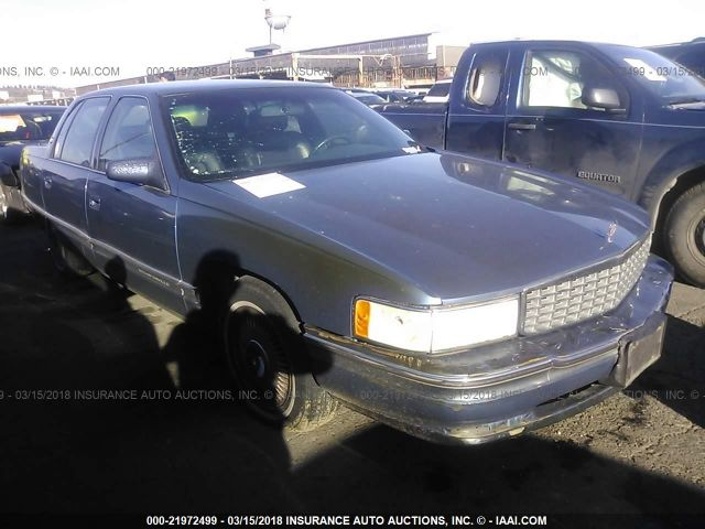 1994 CADILLAC DEVILLE, 21972499 | IAA-Insurance Auto Auctions