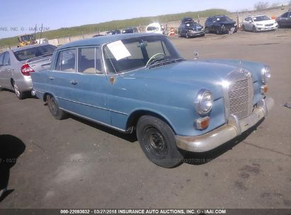 1963 MERCEDES-BENZ 190 SERIES