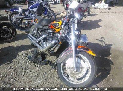 2007 HONDA VT1100 C2