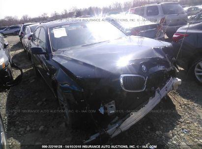 2008 BMW 750 I