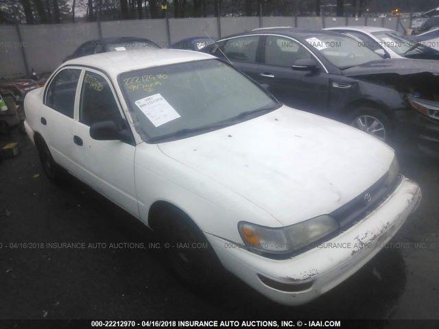 1994 TOYOTA COROLLA, 22212970 | IAA-Insurance Auto Auctions
