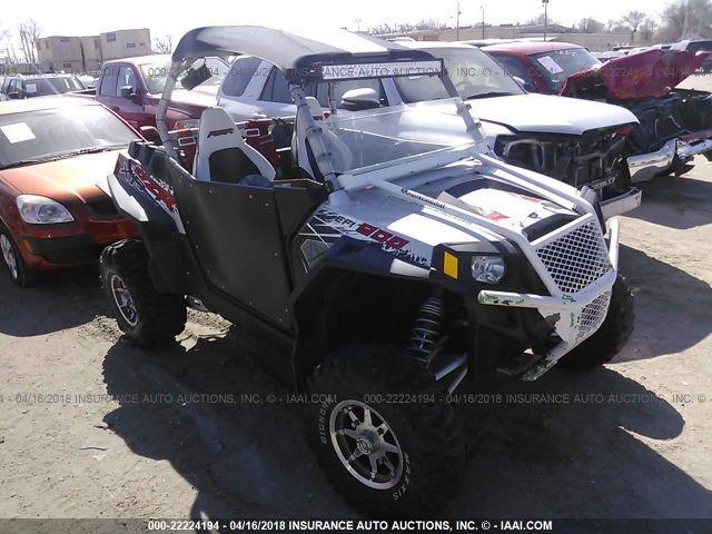 2012 POLARIS RANGER, 22224194   IAA-Insurance Auto Auctions