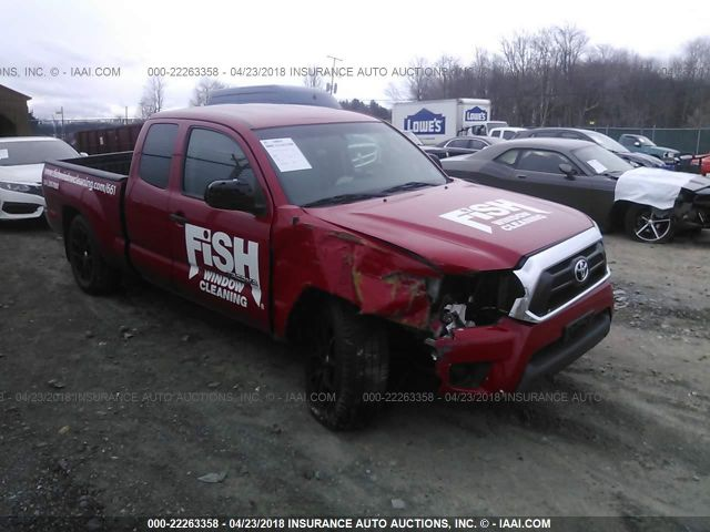 2012 TOYOTA TACOMA, 22263358 | IAA-Insurance Auto Auctions