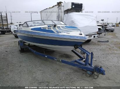 1989 WELLCRAFT BOAT 18 & 1/2 FT
