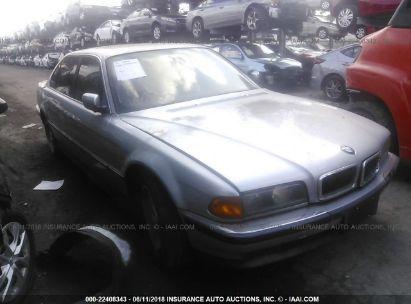 1997 BMW 7 SERIES IL