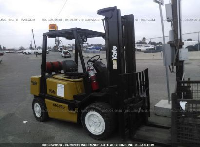 1994 YALE FORK LIFT