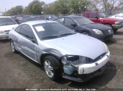 2001 MERCURY COUGAR V6