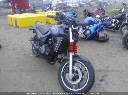 1985 HONDA VF1100 S