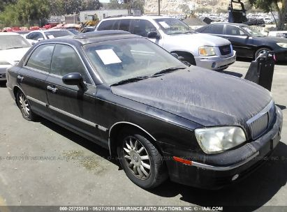 2005 HYUNDAI XG 350