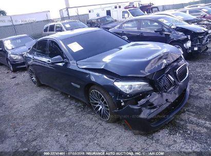 2014 BMW 740 I