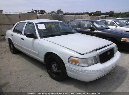 2010 FORD CROWN VICTORIA S