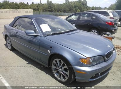 2004 BMW 3 SERIES CI