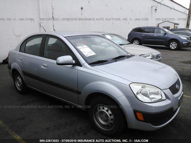 2008 KIA RIO, 22813022 | IAA-Insurance Auto Auctions