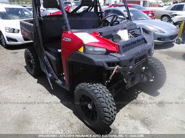 2017 POLARIS RANGER, 22821683 | IAA-Insurance Auto Auctions