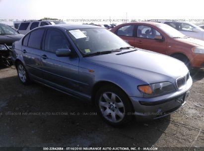 2004 BMW 3 SERIES XI