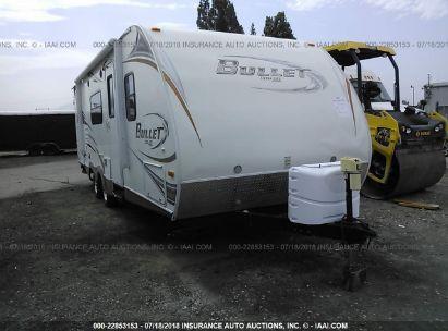 2011 KEYSTONE BULLET 246RBF TRAILER