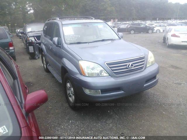 2005 LEXUS GX, 22861089 | IAA-Insurance Auto Auctions