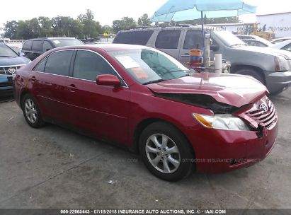 2007 TOYOTA CAMRY NEW GENERAT LE/XLE/SE