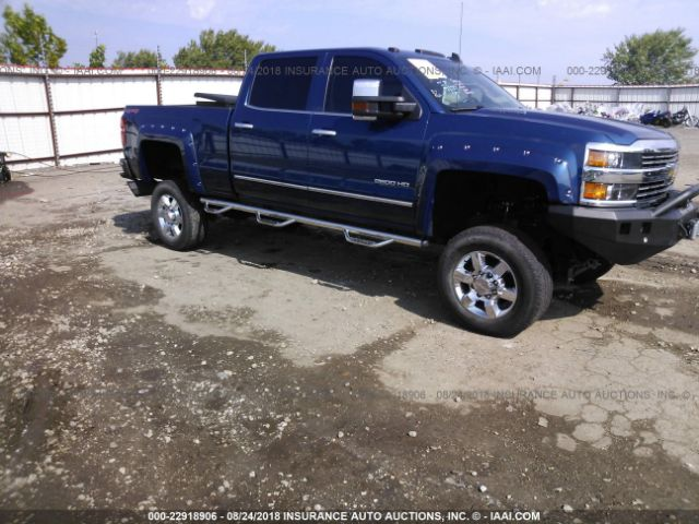 2015 CHEVROLET SILVERADO, 22918906 | IAA-Insurance Auto Auctions