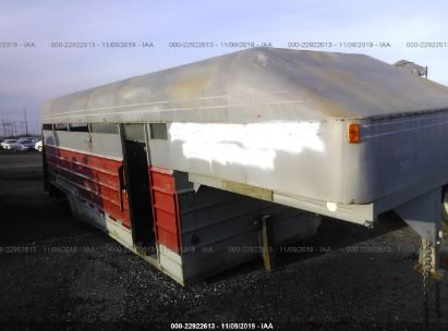 1986 UTILITY TRAILER MFG OTHER