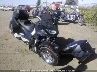 2010 CAN-AM SPYDER ROADSTER RT