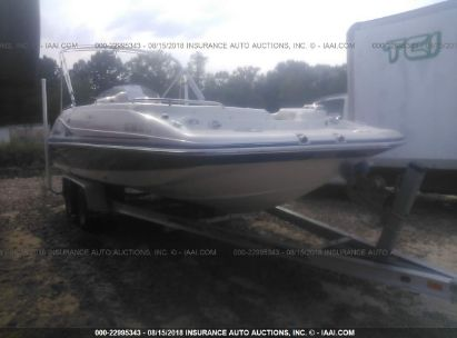 2007 WESCO BOAT  TRAILER BOAT AND TRAILER