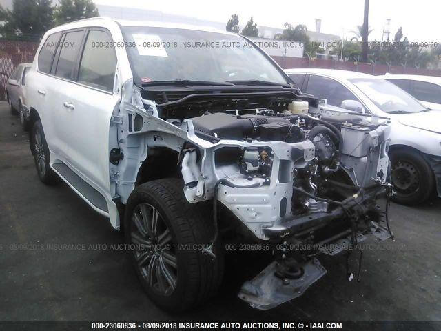 2017 LEXUS LX, 23060836 | IAA-Insurance Auto Auctions