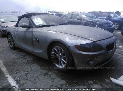 2004 BMW Z4 2.5