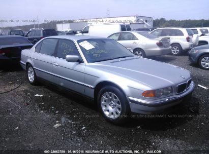 2000 BMW 740 IL