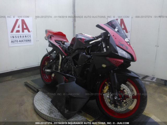 2003 HONDA CBR600, 23127274 | IAA-Insurance Auto Auctions on
