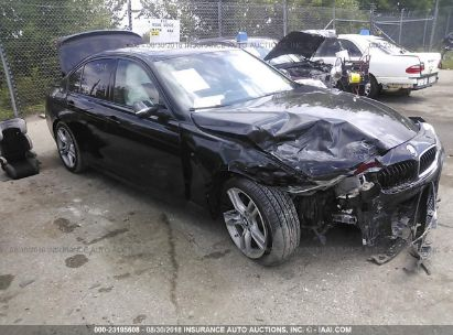 2015 BMW 335 XI