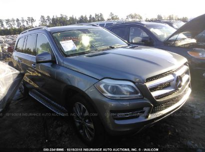 2014 MERCEDES-BENZ GL 450 4MATIC