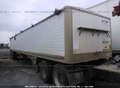 1990 WILSON TRAILER CO GRAIN