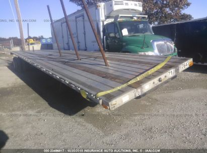 2003 TRANSCRAFT CORP FLATBED