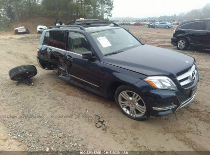 2015 MERCEDES-BENZ GLK 350 4MATIC