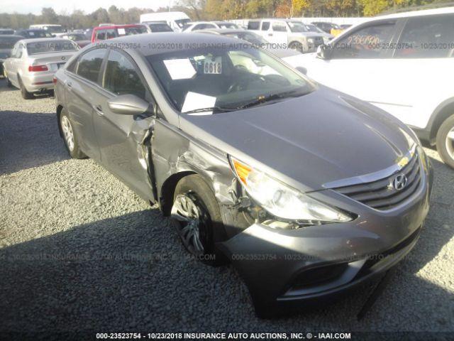 Купить 2012 HYUNDAI SONATA БУ  Продажа авто с аукциона США