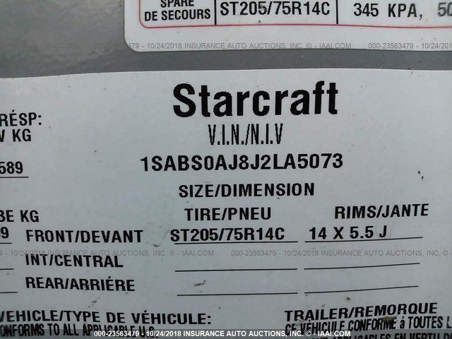Купить 2018 STARCRAFT LAUNCH БУ  Продажа авто с аукциона США