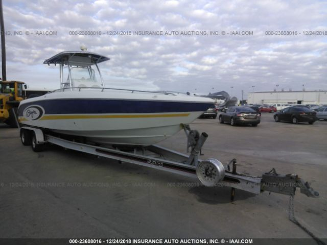 Iaai Houston North >> 2002 Baja Marine 23608016 Iaa Insurance Auto Auctions