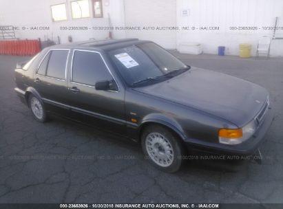 1990 SAAB 9000 S