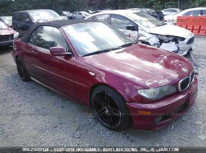 2005 BMW 330 CI
