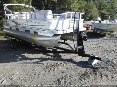 2006 SUNTRACKER 21 PARTY BARGE