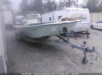 2005 JONES BROTHERS MARINE BATEAU